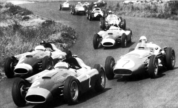 jm fangio,peter collins,stirling moss