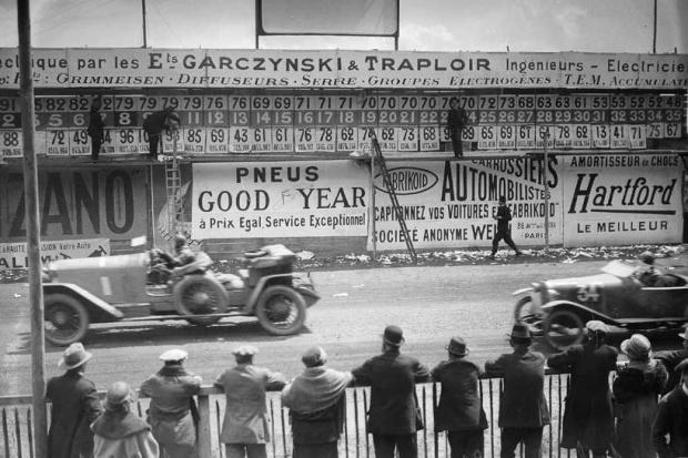 24h du mans 1923,chenard&walker