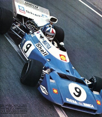 chris amon,ferrari,matra